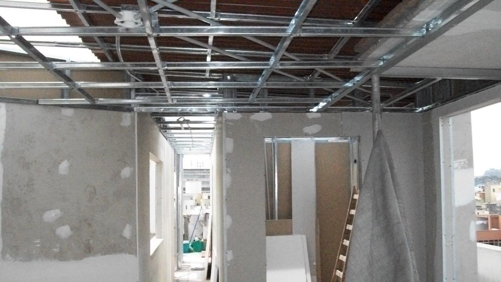 Ojc Drywall Techos Doble Estructura