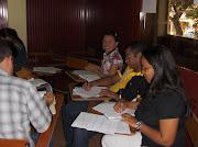 Alumnos de la Maestria en Gerencia Administrativa