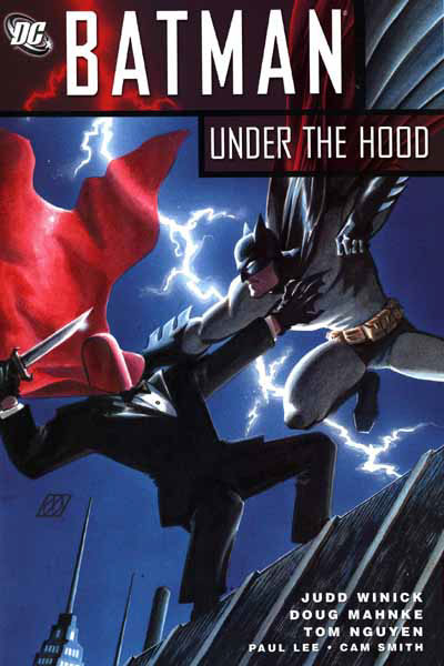 Batman under the red hood volume 1 reprints batman 635 641