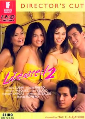 "Philippines ( filipina ) hot semi film ""Libirated"""