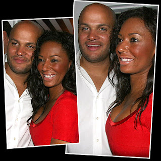 Mel B And Nicole Murphy Mel b and husband stephan