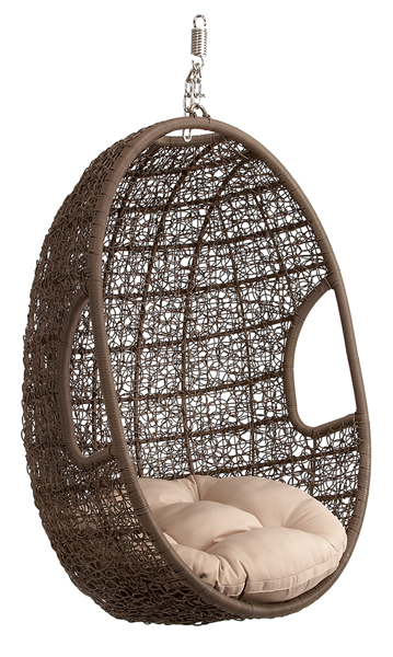 Chairs For Bedrooms: CHIC HANGING CHAIR!