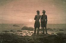 Two Men on the Sea Shore