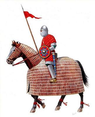 Apuntes para una historia de la Caballeria Klibanophorosbizantinosku4+Caballer%C3%ADa+super-pesada+bizantina+del+siglo+X