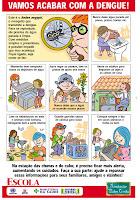 147 poster Dengue para crianças