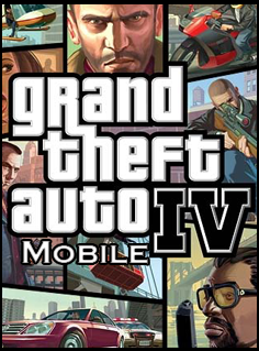 Capa Grand Theft Auto IV   Mobile