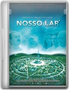 Capa Nosso Lar   DVDScr (Nacional)