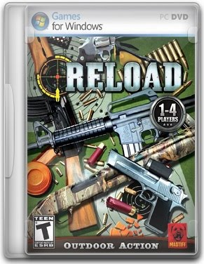 Capa Reload: Target Down   PC (Completo)