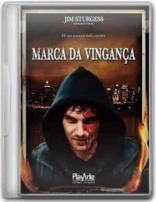 Capa Marca Da Vingança   DVDRip   Dublado (Dual Áudio)