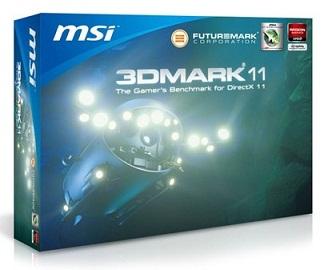 Capa 3DMark 11 Pro v1.0.1 + Serial