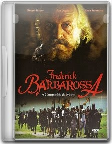Capa Frederick Barbarossa   DVDRip   Dublado
