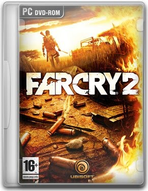 Capa Far Cry 2   PC (Completo) + Crack