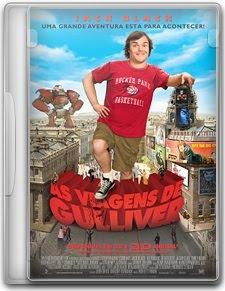Capa As Viagens de Gulliver   DVDRip   Dublado (Dual Áudio)