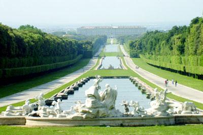 Caserta ascom bene chiusura parco reggia a pasquetta - Giardini reggia di caserta ...