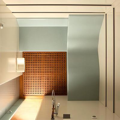 Modern home sauna design from Spas Wellness