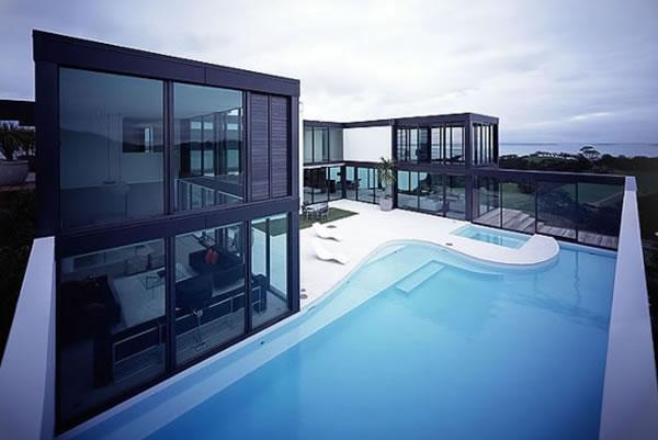 architecture: Modern architecture house exterior designs