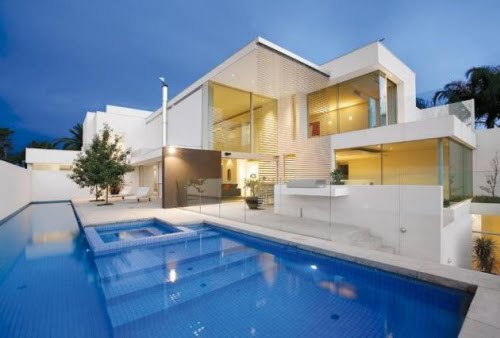 Australia Modern House Design With Contemporary Architecture