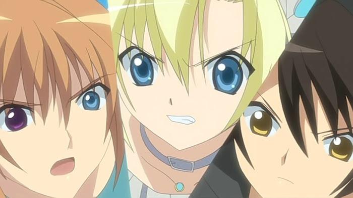Three Ratryea Gods