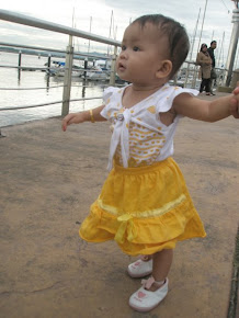 Qhaleesya 11 bulan