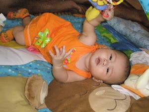 Qhaleesya 5 bulan