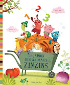 Le jardin des animaux zinzins