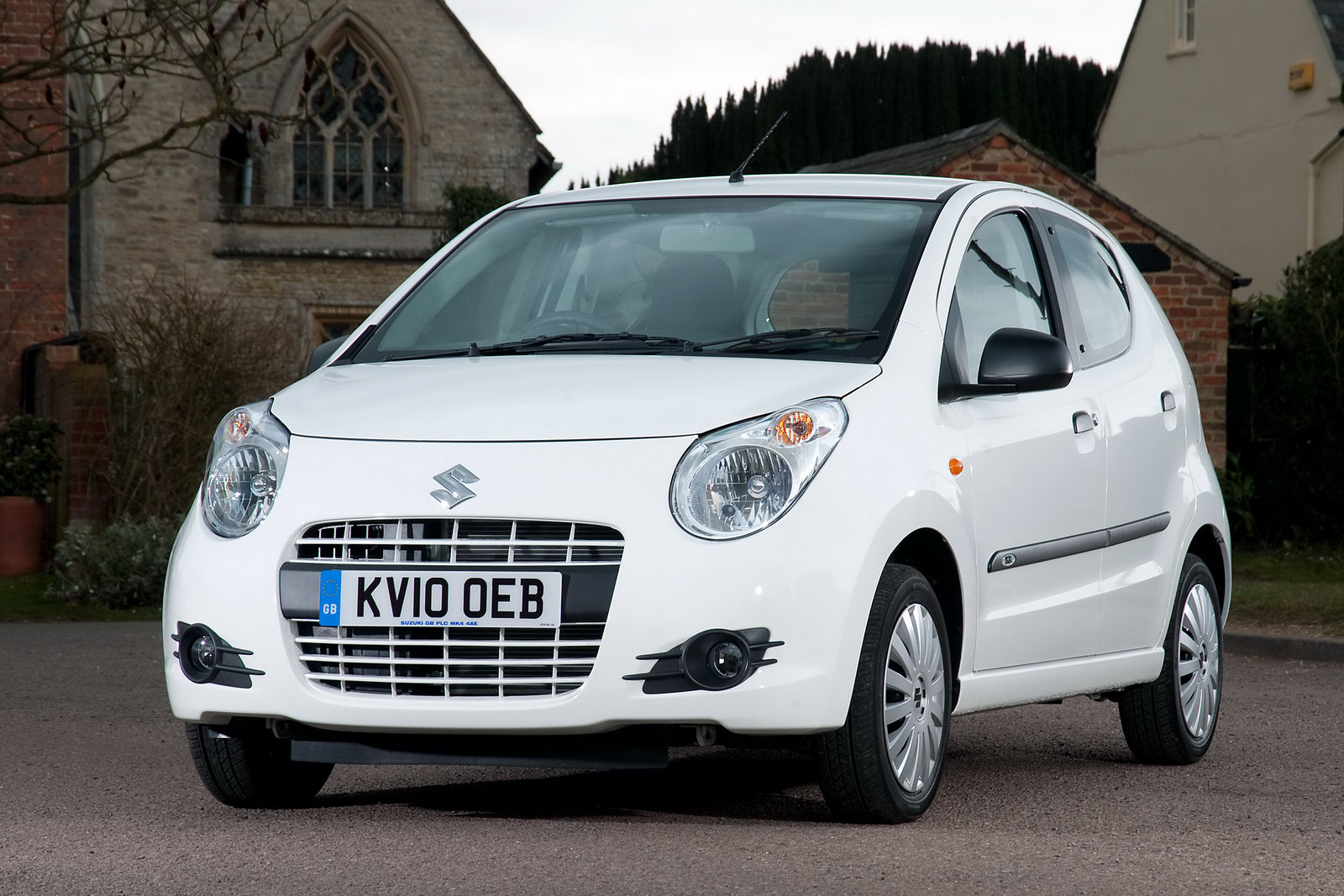 Superb Suzuki UK Has Revealed A Special Edition For The Alto City Car. Featuring A  Variety Of External And Equipment Upgrades, The SZ L Model Is Available In  ...