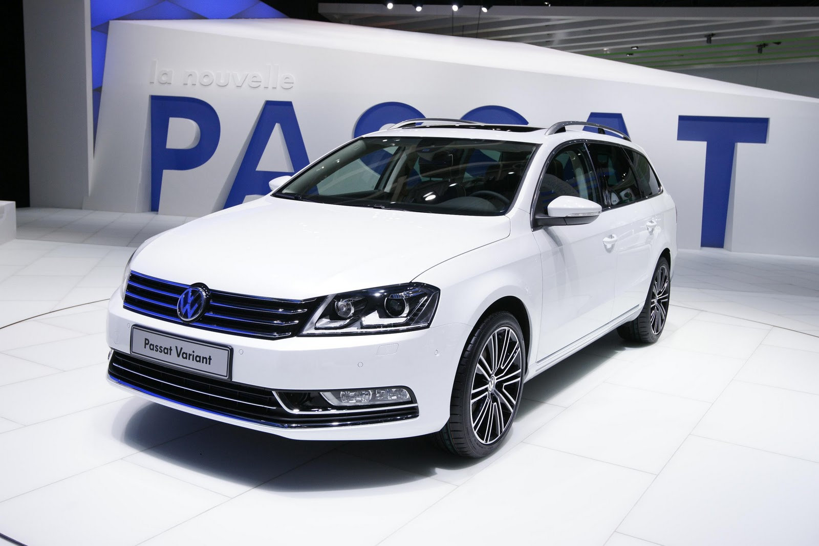 World Fast Car 2011 The 2012 Volkswagen Passat Was Revealed