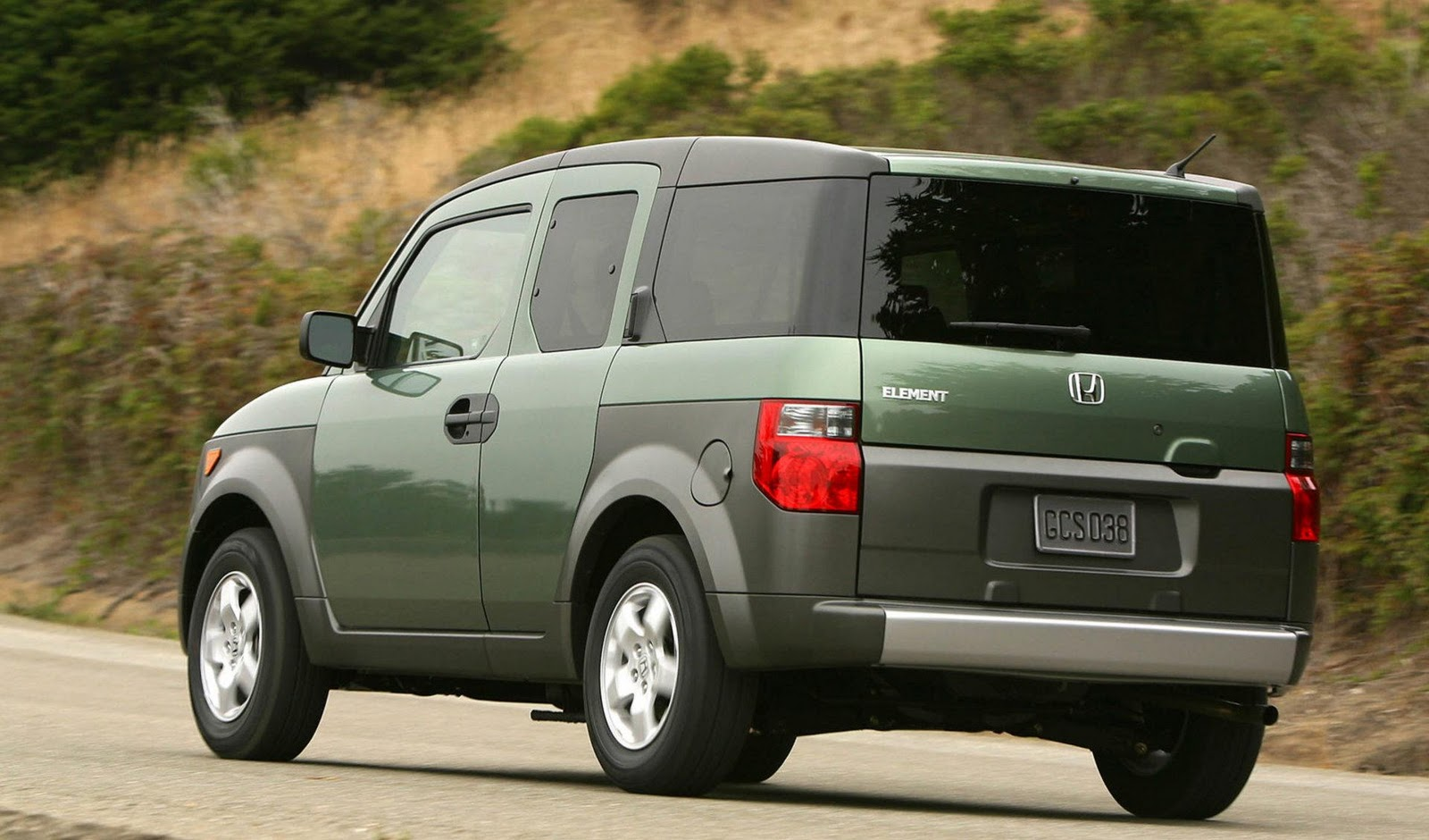 Honda To Kill Off Element U S