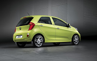 Car New  New Car  2011 Kia Picanto