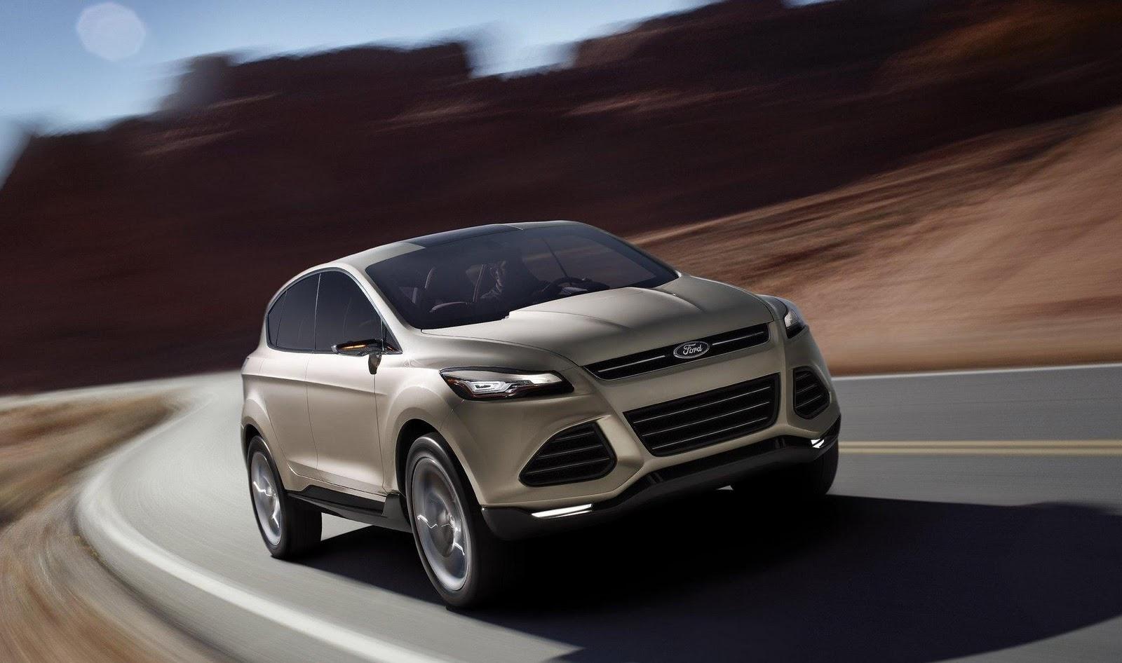 Concept Car: Ford Vertrek