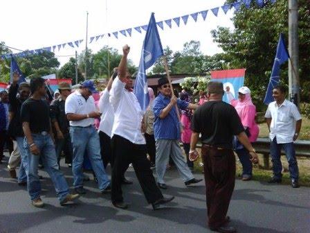 Mungkinkah segala kekecohan di prk Hulu Selangor hari ini