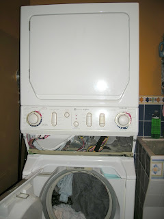 Maytag washer/dryer won't work