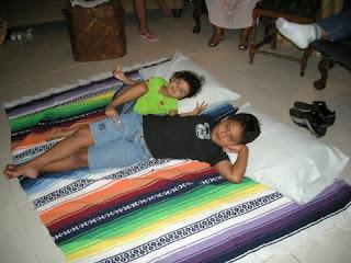 Honduran kids, La Ceiba