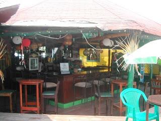 Snake bar, La Ceiba, Honduras
