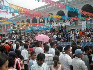 La Ceiba Carnaval de la Amistad, Honduras