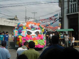 La Ceiba Carnival, Honduras