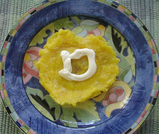 Tostone con mantequilla