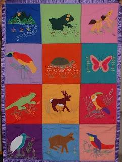 Honduran quilt