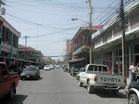 downtown, La Ceiba, Honduras