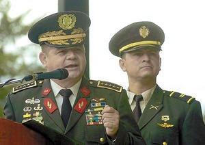 Honduran General Romeo Vasquez