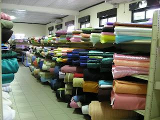 Fabric store, La Ceiba, Honduras