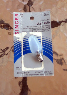 10-Watt light bulb