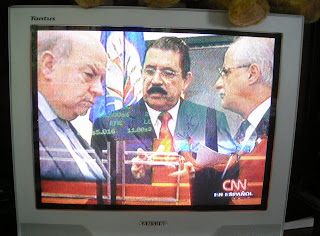 CNN in Honduras