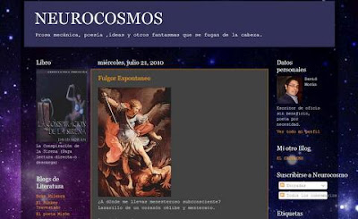 Neurocosmos blog