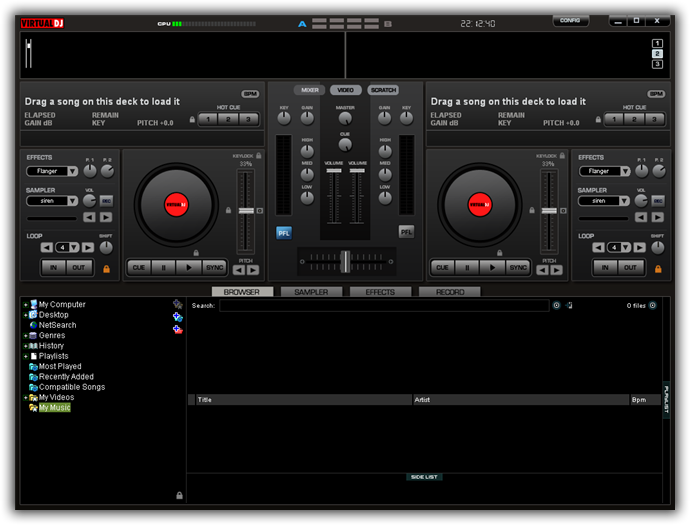 Atomix virtual dj pro v6.0.1 inc serial