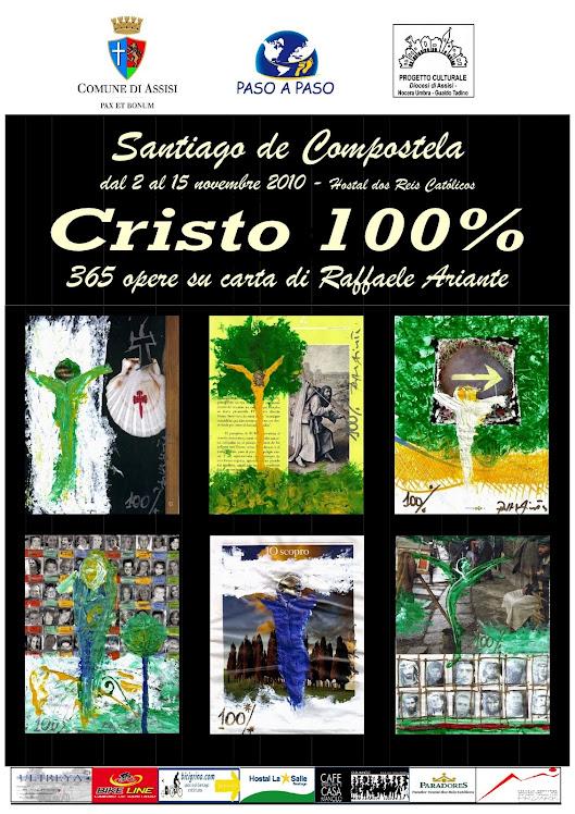 Locandina - Cristo 100%