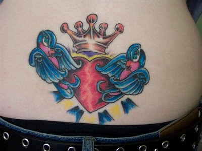 heart tattoo designs for women. makeup heart tattoo designs.