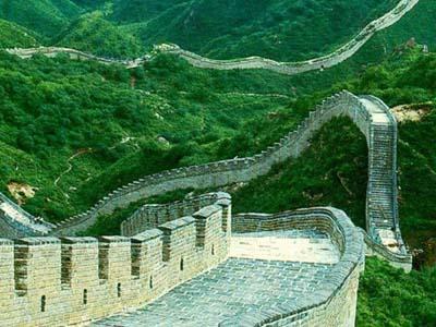 La antigua china pincipales obras arquitectonicas for Obras arquitectonicas