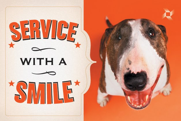 Service with a smile   article   auto dealer today