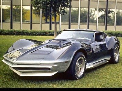 Chevrolet Corvette Exotic Cars